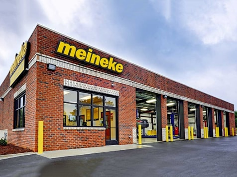 Own a Meineke Car Care Center