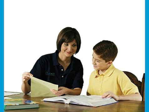 Club Z Tutoring Franchise Tutoring Session