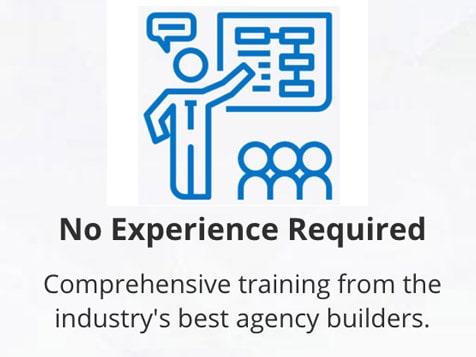 The Menefee Agency - training provided