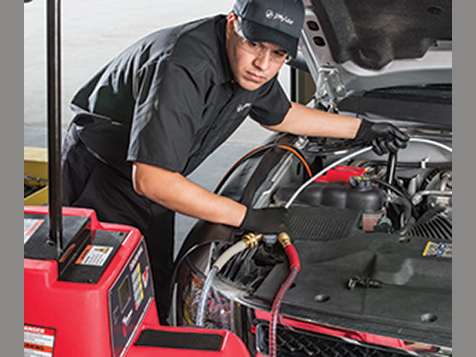 Jiffy Lube International Franchise Mechanic