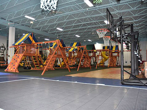 Superior Play Systems Franchise Playground