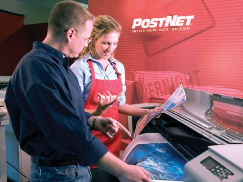 PostNet Printing Franchise