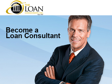 The Loan Consultants Business Opportunity Finance Specialist
