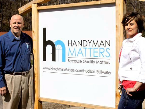 Handyman Matters Franchise Owners