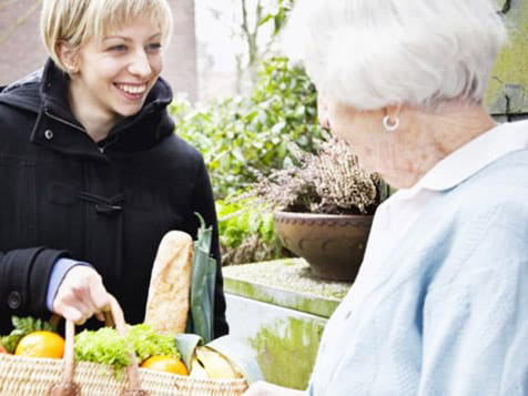 Help Seniors with a Touching Hearts at Home franchise