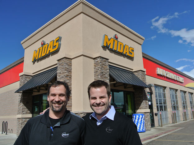 Midas Automotive Franchisees