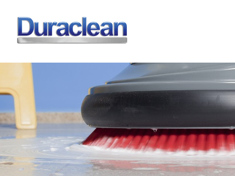 Duraclean Franchise Cleaning up accidents or natural disasters