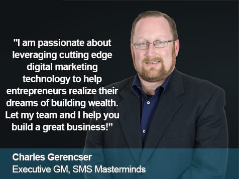 SMS Masterminds CEO