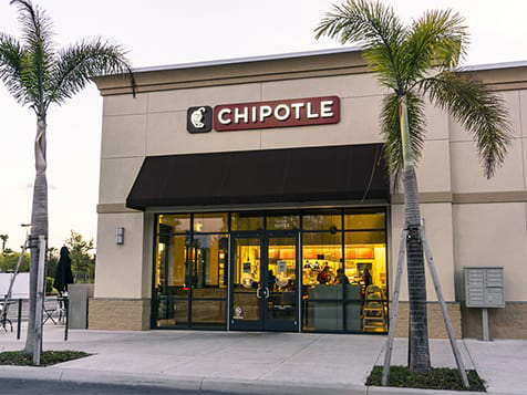 Chipotle Mexican Grill Location