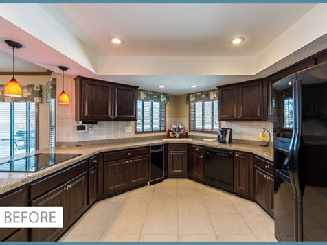 Kitchen Solvers Remodeling Before