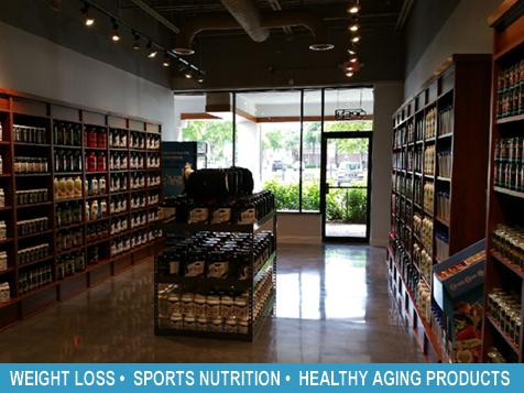 Inside a Total Nutrition Superstores® Franchise
