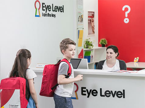 Eye Level Reception
