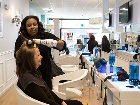 Moxie Blowdry & Beauty Bar Franchise Haircut