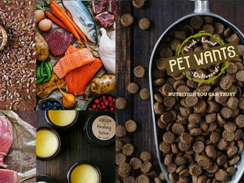 Pet Wants Franchise Food