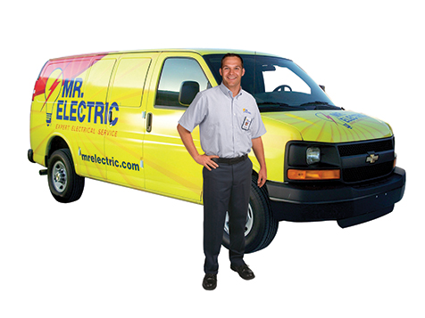 Mr. Electric Franchise Electrical installation