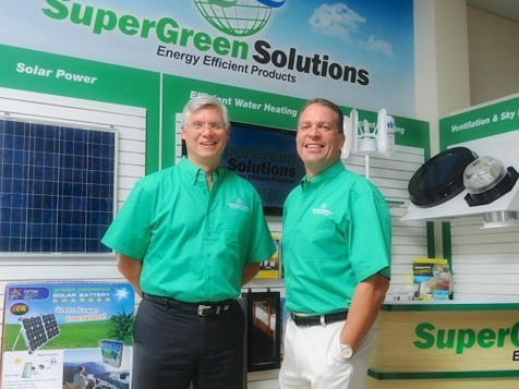 SuperGreen Franchise Ownership