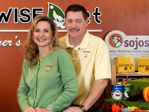 Earthwise Pet Supply Franchise