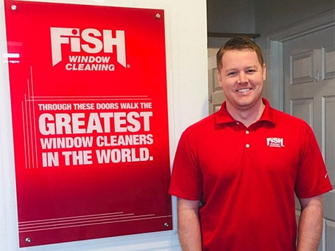 Fish Window Cleaning Franchise Support