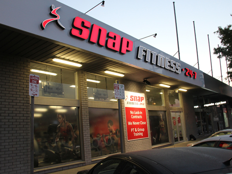 Fitness Franchises - Snap Gym