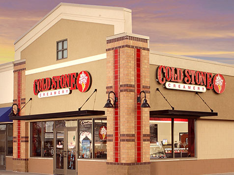 Cold Stone Creamery Franchise exterior