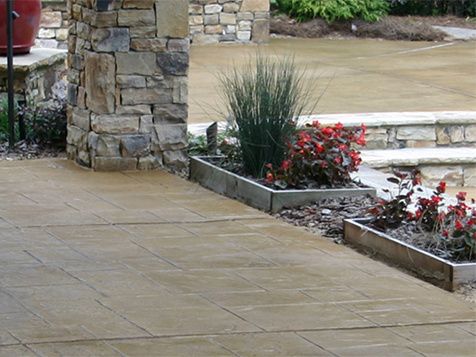 Concrete Craft Franchise Patio