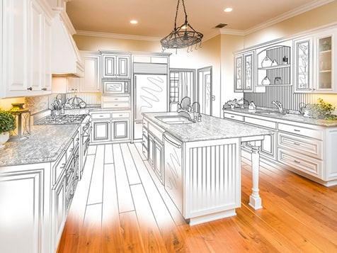 HomePlace Vision Kitchen Renovation