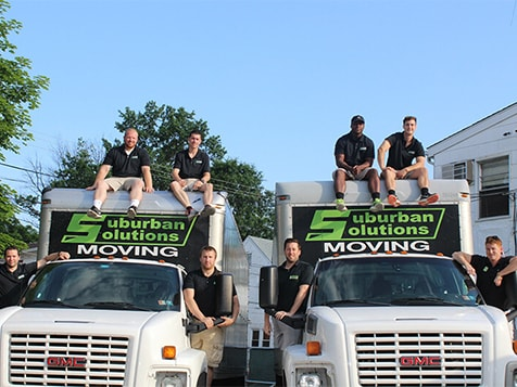 Suburban Solutions Moving Crew