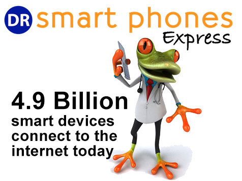 Dr. Smart Phones Express - meet the growing demand