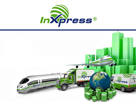 Provide shipping services as an InXpress franchise owner