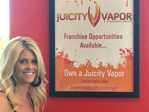 Juicity Vapor Franchise