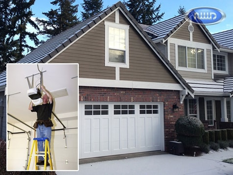Pro-Lift Garage Doors Franchise Installation