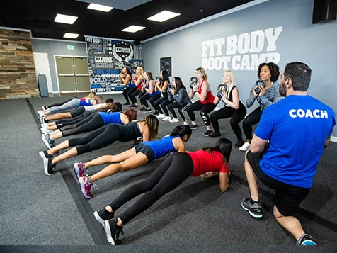 Fit Body Boot Camp Franchise Gym
