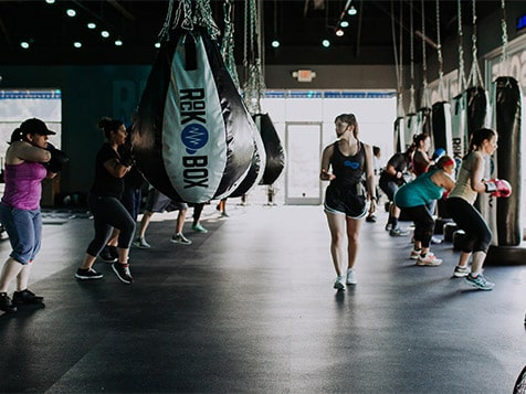 Rockbox Fitness Franchise Class
