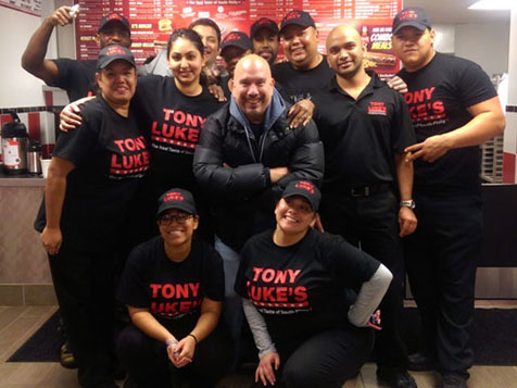 The Tony Luke