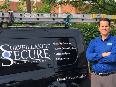 Become a Surveillance Secure Franchisee