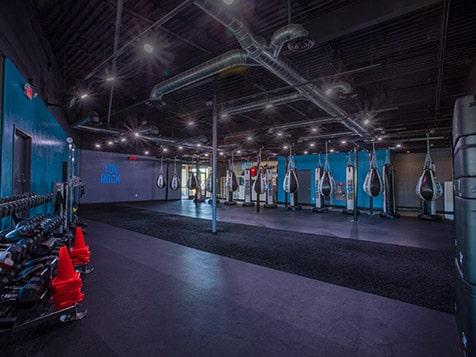 Inside a Rockbox Fitness Franchise