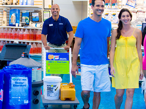 Be the go to person for pool products - Open a Pinch A Penny Franchise