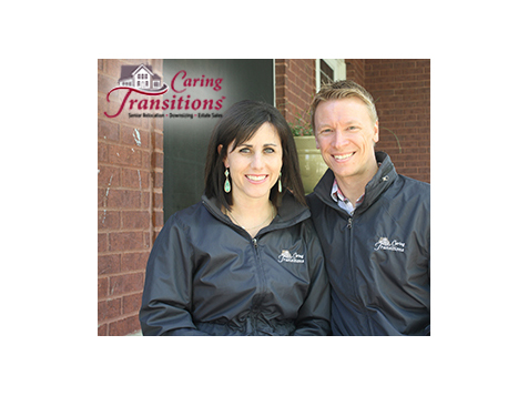 Jared Meyer, Caring Transitions Franchisee