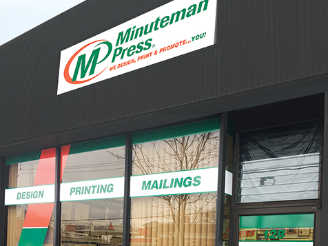 Minuteman Press Franchise Location