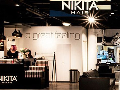 Nikita Hair Franchise Lobby
