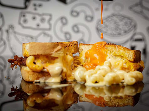 I Heart Mac & Cheese Franchise Signature Menu Item