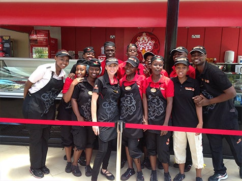Cold Stone Creamery Franchise Staff