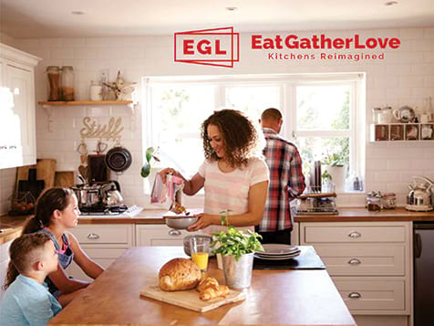 EatGatherLove - Heart of the Home