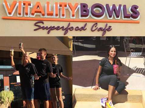 Vitality Bowls Franchisees