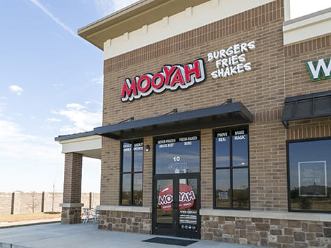 Join the MOOYAH Burgers, Fries & Shakes Franchise Family