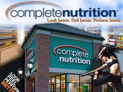 Complete Nutrition Franchise Location