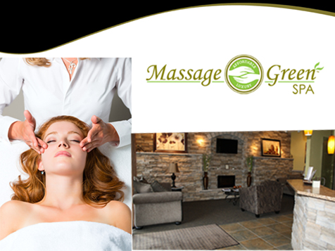 Massage Green Spa Franchise services