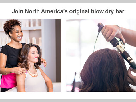 Blow Dry Bar Franchise has locations in more than 30 cities