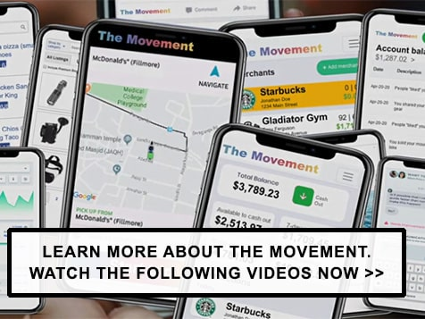 The Movement - Patented Apps