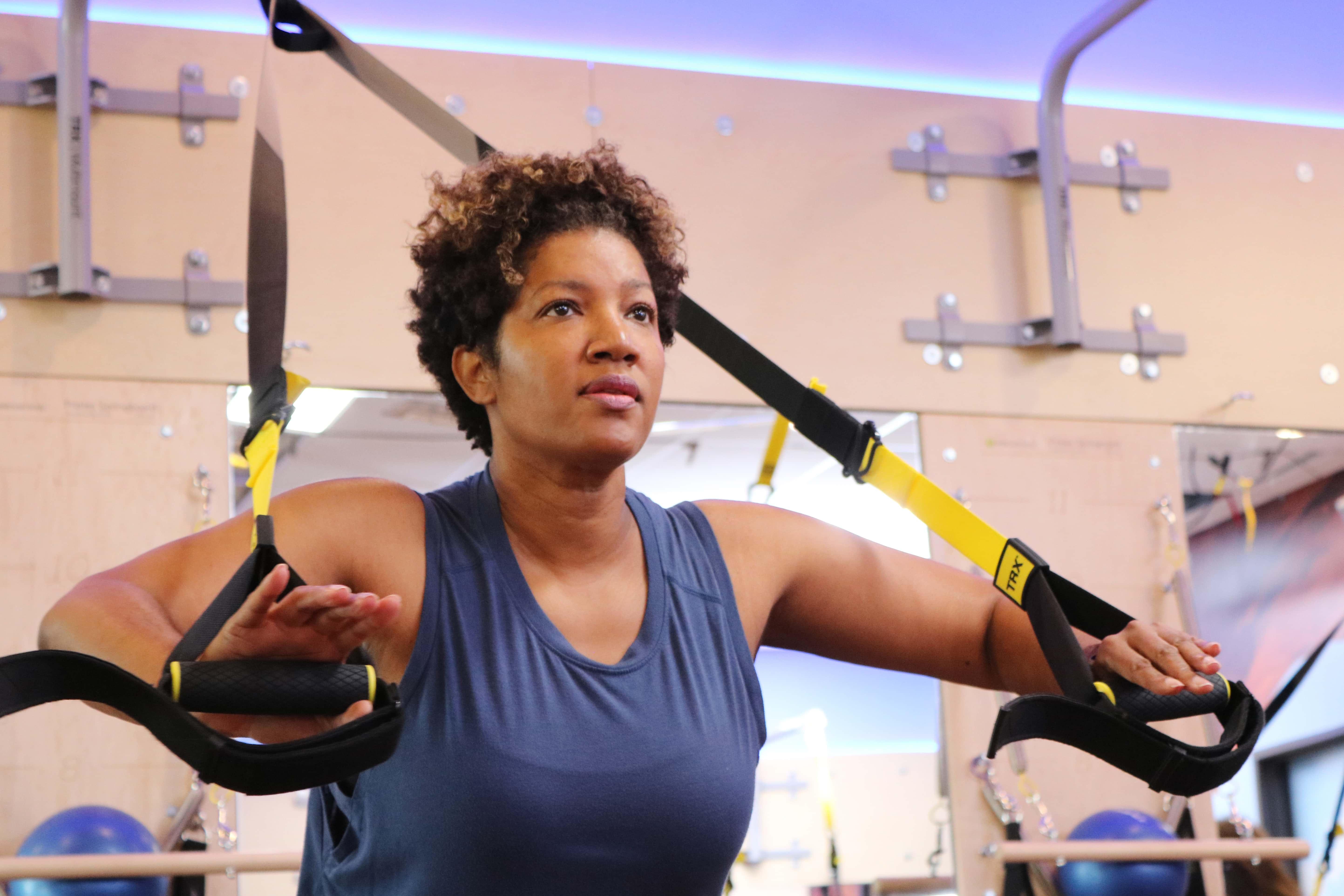 Club Pilates Franchise Gym Members